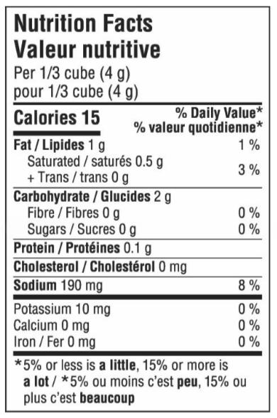 Organic Gravy Cubes - Brown NFT